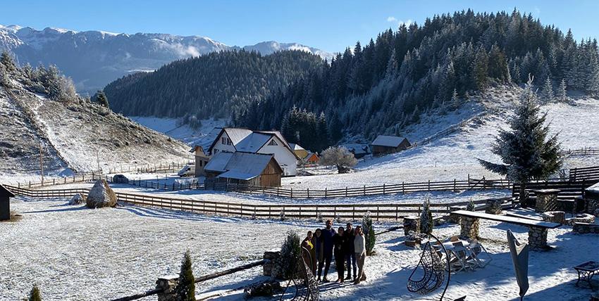 am retreat winter